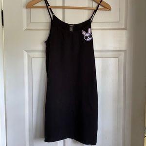 Little black dress 🐰